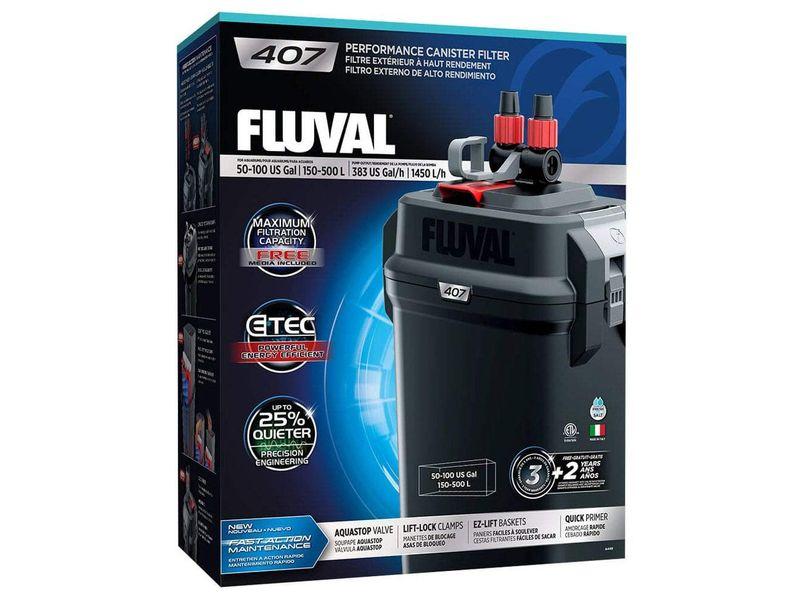 Fluval 407 external filter