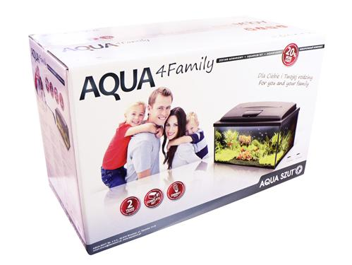 Aquael Aqua4family 80cm Tropical Aquarium Kit Aquatic