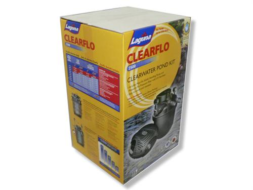 LAGUNA CLEARFLO KIT 2500
