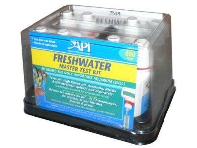 API LIQUID MASTER TEST KIT FRESHWATER - Aquatic Village
