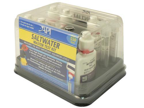 saltwater master test kit instructions