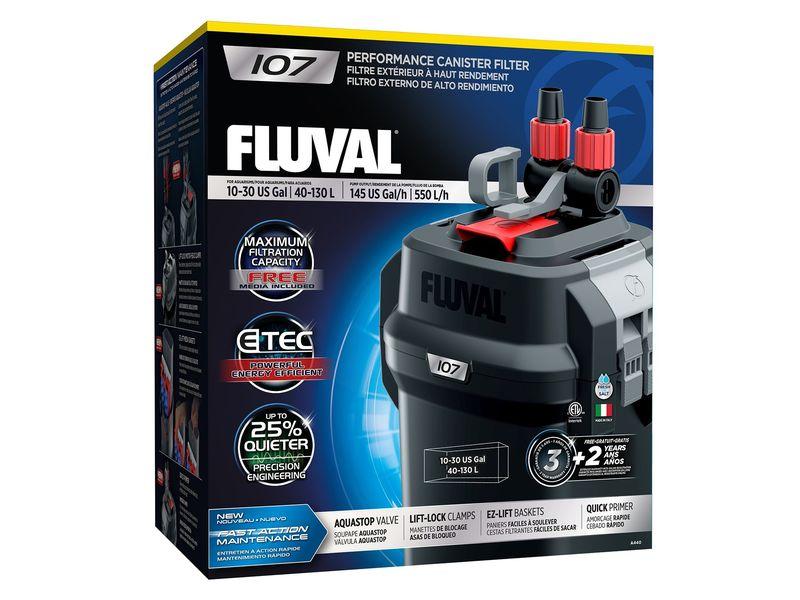 Fluval 107 External Filter